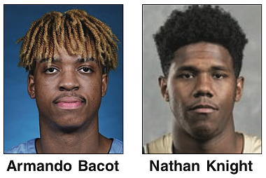 Armando Bacot has made a big splash during his freshman season at the University of North Carolina. The former Trinity ...