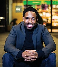 """Portland movie actor and producer Ramone Palmore tackles gun violence in two new films, """"Saving District,"""" coming out March 14, and """"Two Sons in a Day,"""" a film to begin production this summer about the 2010 police shooting death of Aaron Campbell in Portland."""