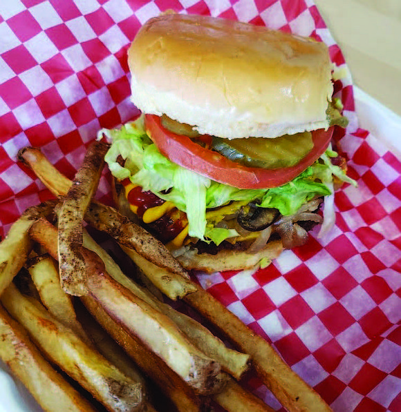 Plant-based dieting is said to be the biggest health trend of 2020 and a new South side restaurant is capitalizing ...