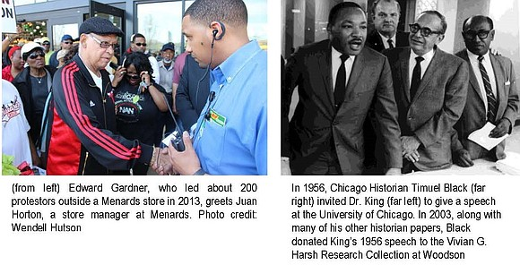 The civil rights era may have begun in the south, but made its way through Chicago's South Side by way ...