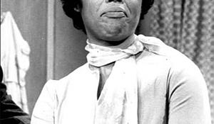 """Ja'net DuBois as """"Wilona Wood"""" in """"Good Times"""" in 1976"""