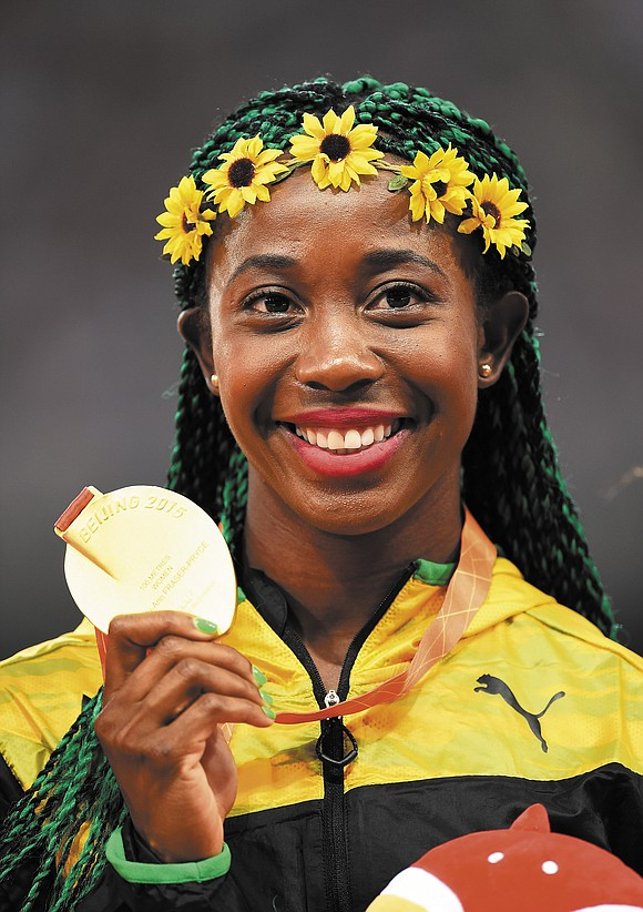 Growing up in a poor area of Kingston, Jamaica, track athlete Shelly-Ann Fraser-Pryce didn't see much representation of young people ...