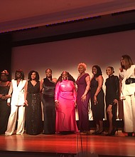 HFW Black Girl Magic honorees