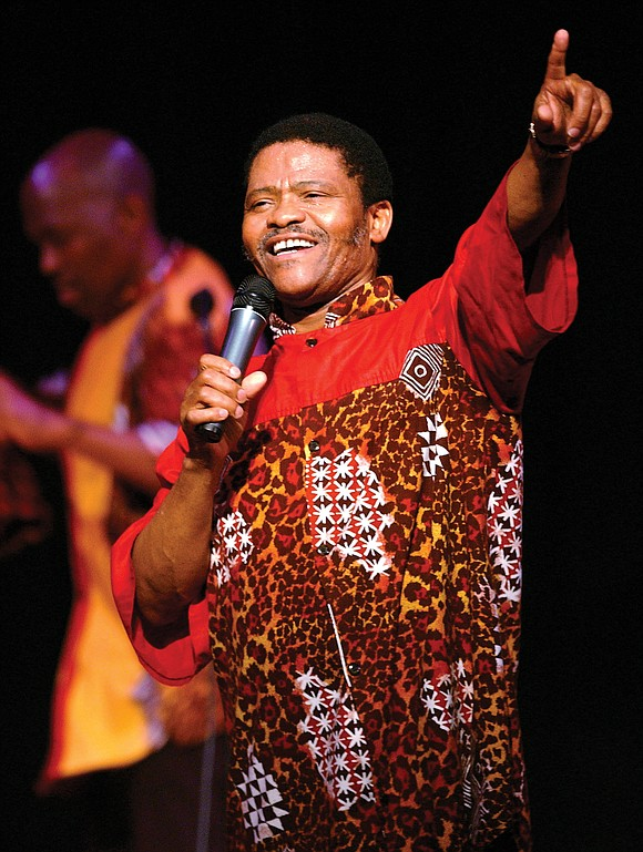 The founder of the South African multi-Grammy Award-winning music group Ladysmith Black Mambazo, Joseph Shabalala, has died at age 78, ...