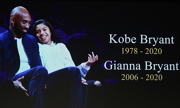 Kobe Bryant and his 13-year-old daughter Gianna were laid to rest in a private funeral service in Orange County, California ...