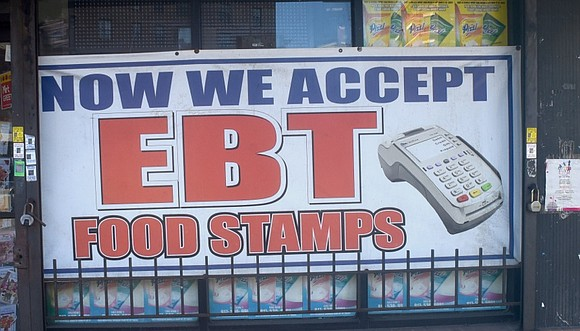 The Trump administration estimates that 700,000 people are going to be impacted by new rules being finalized for food stamp ...