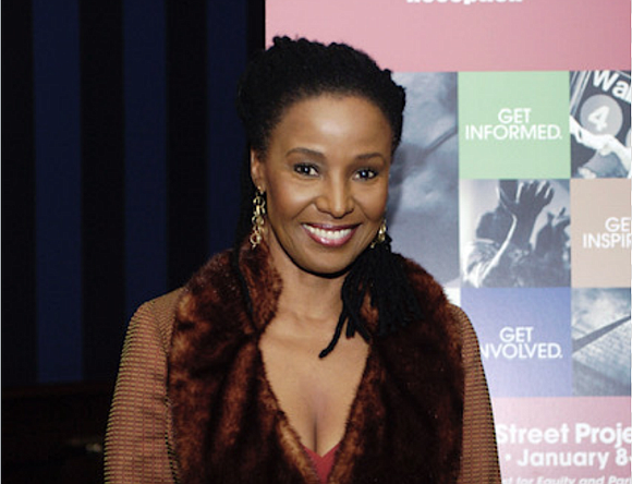 While I did not know B. Smith personally, oh how I loved seeing her beautiful brown face and ebullient personality ...