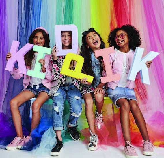 kidpik, a fashion subscription box service designed exclusively for girls, has released its Spring 2020 collection focused on colorful and ...