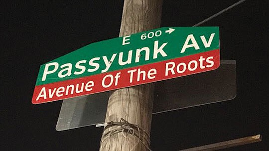 The next time you're rolling down East Passyunk Avenue..