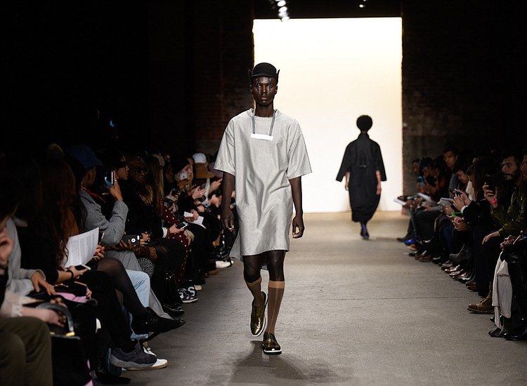 Caafd S Emerging Designers At Nyfw New York Amsterdam News The New Black View