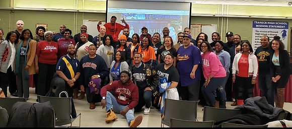 Alumni from several historically Black colleges and universities (HBCUs) came together Feb. 20 at Teaneck High School for the 3rd ...
