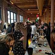 Gambero Rosso 2019 at Bridgeport Arts Club-Chicago