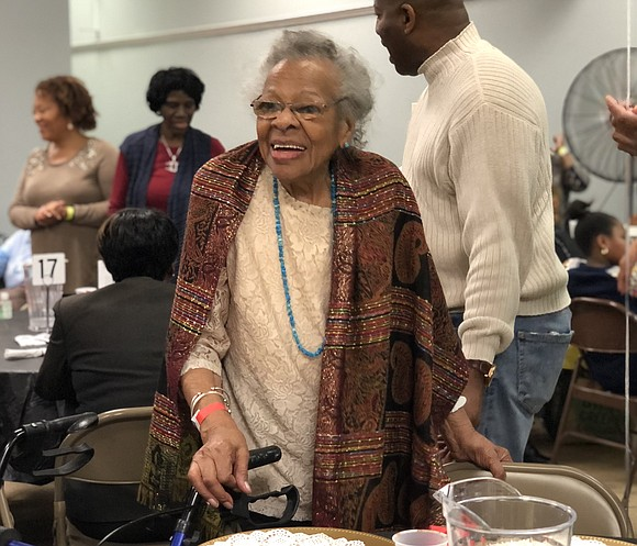 Bronx resident Gloria Rowe recently celebrated her 101st birthday at JASA's Einstein Senior Center in Co-Op City during the center's ...