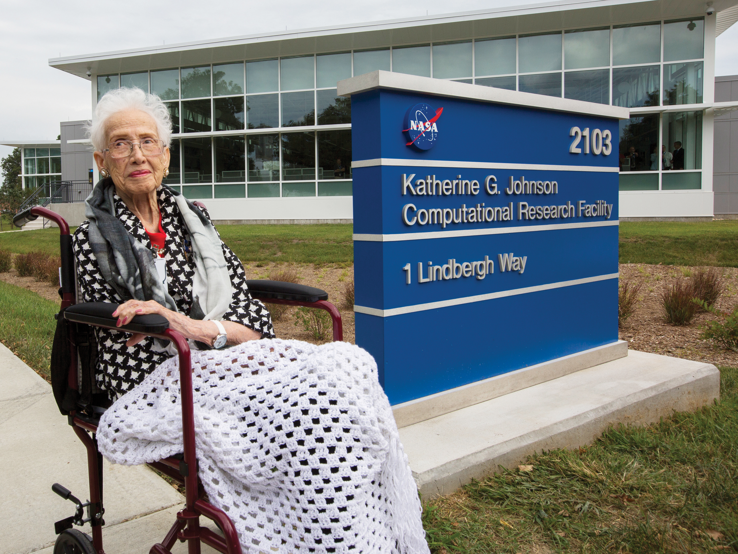Katherine G. Johnson, trailblazing NASA mathematician immortalized in the film 'Hidden Figures,' dies at 101 | Richmond Free Press | Serving the African American Community in Richmond, VA