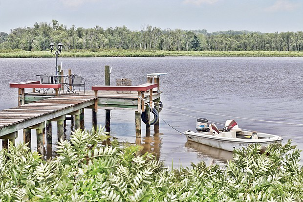 Jasmine N. Anderson has a cousin who lives on the tranquil 1,200-acre Pamunkey Reservation nestled on the banks of the Pamunkey River in King William County.