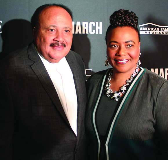 The much-anticipated Dr. Martin L. King Jr. exhibit, The March, opened to the public last Thursday and will run until ...