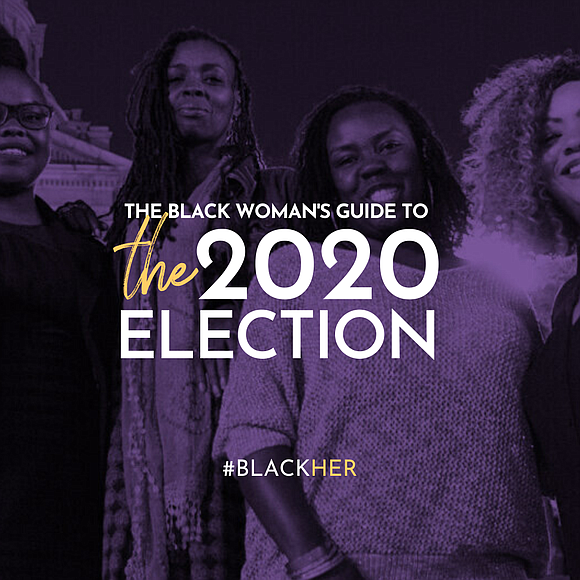 An online guide to provide Black women with the information and inspiration they need to vote, volunteer, give, and believe ...