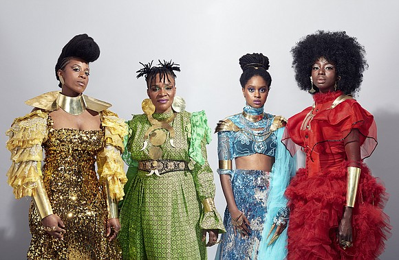 Les Amazones d'Afrique is an international collective of women and female identified singers who are coming together to spread awareness ...