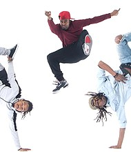 """Portland's White Bird dance series present Rennie Harris's new hip hop spectacle """"Funkedified,"""" featuring 12 thrilling dancers and a live funk band at the Newmark Theatre. Shows Thursday through Saturday, March 5-7 at 7:30 p.m. with an additional 2 p.m. matinee on Saturday, March 7."""