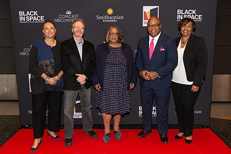 In recognition of Black History Month, the Reginald F. Lewis Museum partnered with Comcast and the Smithsonian Channel to air ...