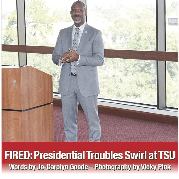 Students, faculty, and alumni know all roads lead to Texas Southern University but apparently not for ousted university president Dr. ...