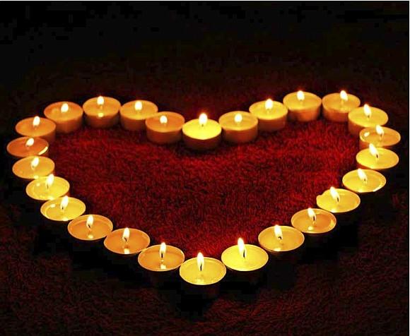 """Turn off the lights. Light a candle, doom doom doom doom doom, tonight; I'm going to make love to you."" ..."