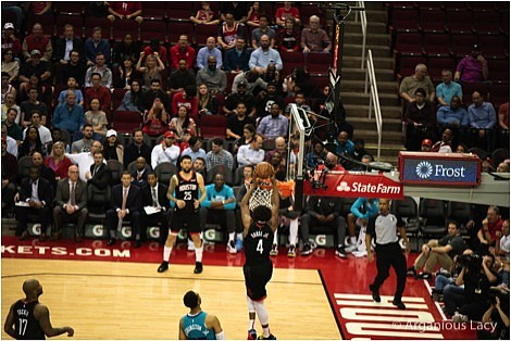 Tonight's matchup between the Houston Rockets and Los Angeles Clippers is a must see as it could potentially be a ...