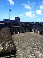 Brimstone Hill National Fortress