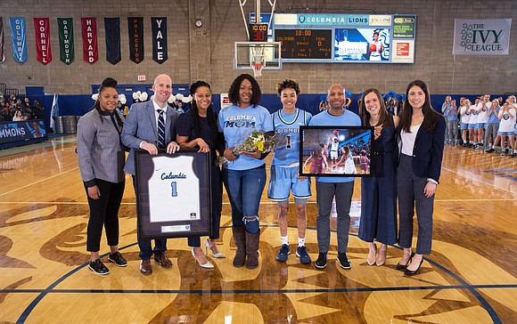 It has been a hard fought and successful season for Columbia University women's basketball. The team had hoped to finish ...
