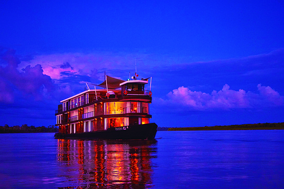 If you want an adventure worthy of what you see in movies, take Jungle Experience's 5-star luxury river cruise aboard ...