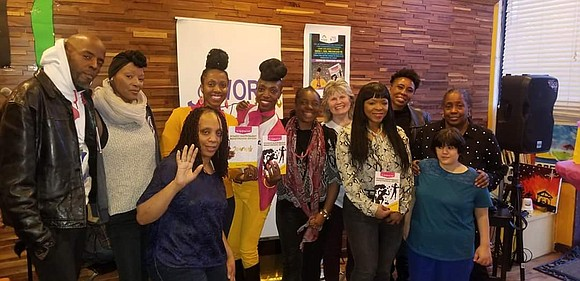 As Women's History Month gets into gear, on Saturday, March 7, Brooklyn's Rosalyn McIntosh hosted her grand book signing of ...