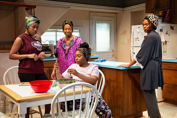 """Zora Howard is a great talent. This playwright penned, """"Stew,"""" a play that told the story of three generations of ..."""