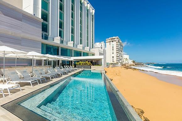 With spring break right around the corner, Serafina Beach Hotel is welcoming travelers to San Juan, Puerto Rico – the ...