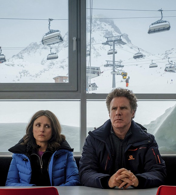 When a couple (Julia Louis-Dreyfus and Will Ferrell) and their two sons face a life-and-death crisis on a ski trip ...