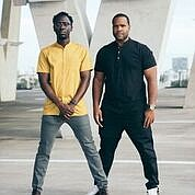 """""""Black Violin upends cultural and musical stereotypes…an unexpected blend of classically trained musicianship and hip-hop beats and inventiveness."""" —The Miami ..."""