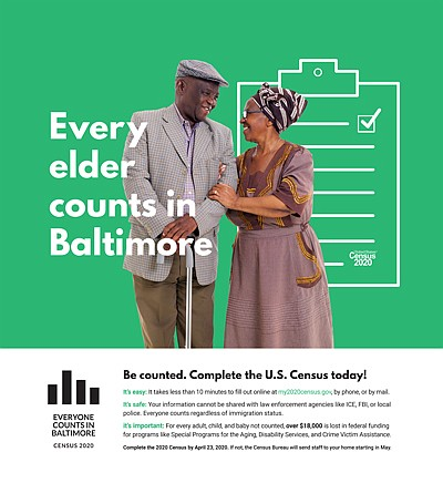 It's that time again to be counted for the Census! Fun Fact: the concept of a Census has been around for millennia.