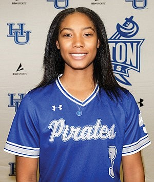Mo'ne Davis, who became famous pitching a baseball, is now making her mark on the college softball diamond.