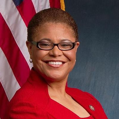The chairwoman of the Congressional Black Caucus (CBC) has endorsed...