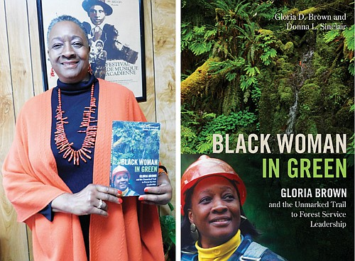 "Gloria Brown, the first African American woman to attain the rank of Forest Supervisor at the U.S. Forest Service, has written a book about her experiences, 'Black Woman in Green,"" recently published by Oregon State University Press."