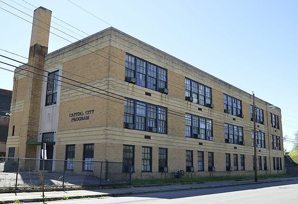 The long-awaited $12 million effort to transform the old Baker Elementary School building in Gilpin Court into 51 apartments is ...