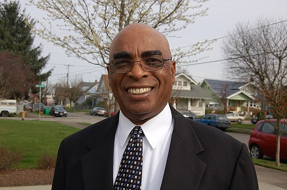 Bishop A.A. Wells was an esteemed leader in Portland's African American community.