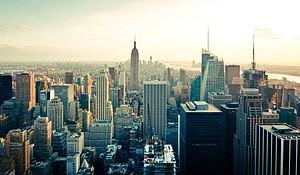 New York City skyline/Manhattan