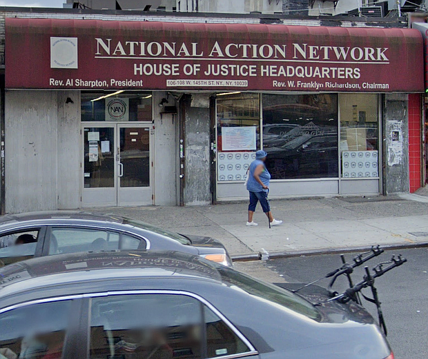 National Action Network House of Justice Headquarters