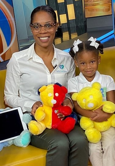 Dr. Tameka Maiden, a single mom and pharmacist from Houston, has found a creative way to keep little ones engaged ...