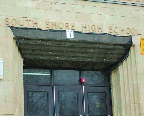 This year, if all goes as planned, a shuttered high school in South Shore would be used for the next ...