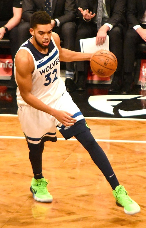 NBA All-Star Karl Anthony Towns, a native of New Jersey, and his family have been impacted by the coronavirus