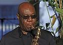 Coronavirus claims life of African rhythms and funk master Manu Dibango. (AP archive photo)