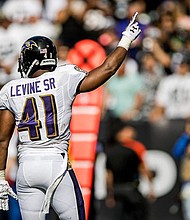 Anthony Levine's reputation as a grimy, 'do whatever it takes player' is the epitome of the Ravens culture.