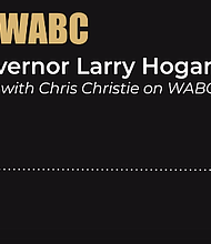 "Listen: Governor Larry Hogan Talks to Governor Chris Christie on WABC Radio ""We're all fighting this very tough battle— nothing like any of us have ever seen before."""