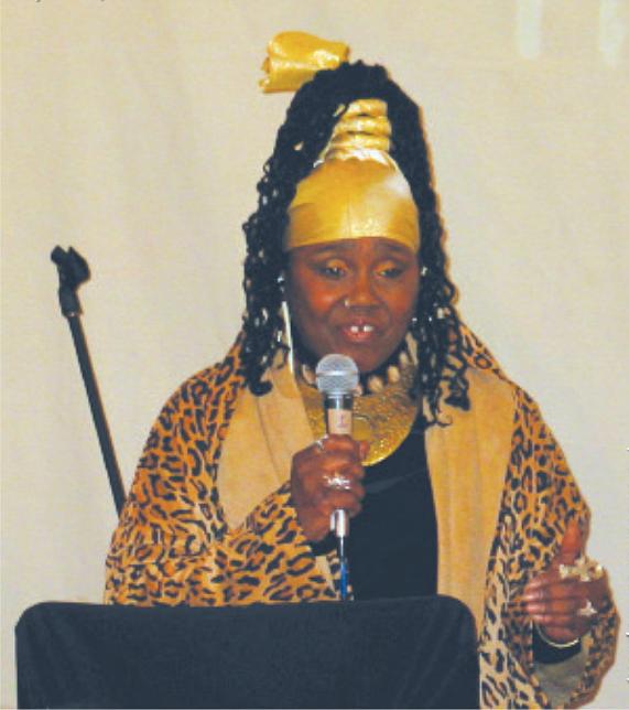 Joy Chatel, former owner of 227 Abolitionist Place